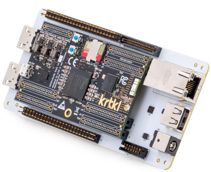 Zynq-based hacker board has FPGA, BT, and WiFi too