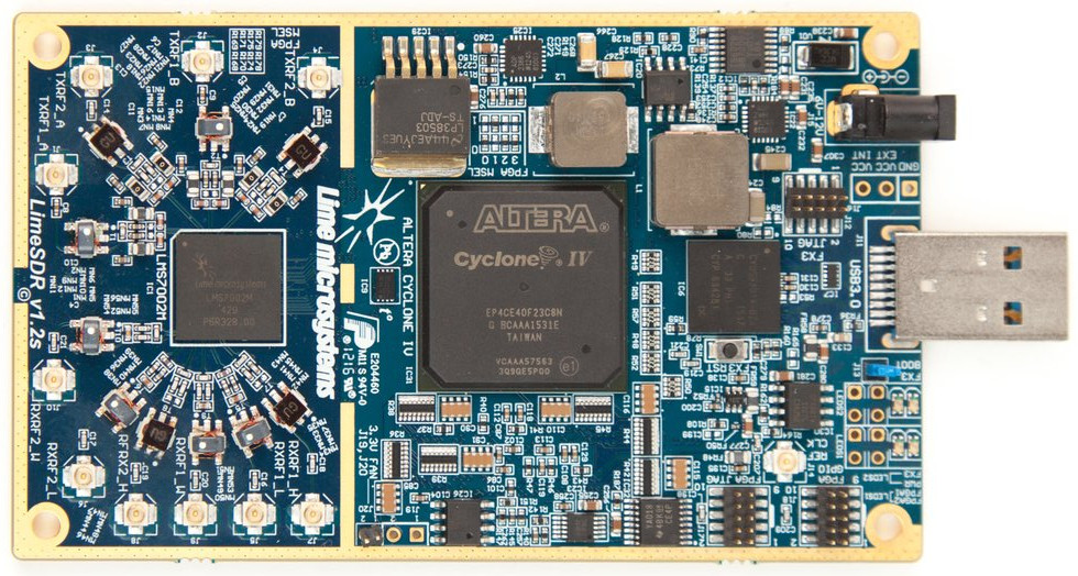 Open source SDR board teams up with Snappy Ubuntu