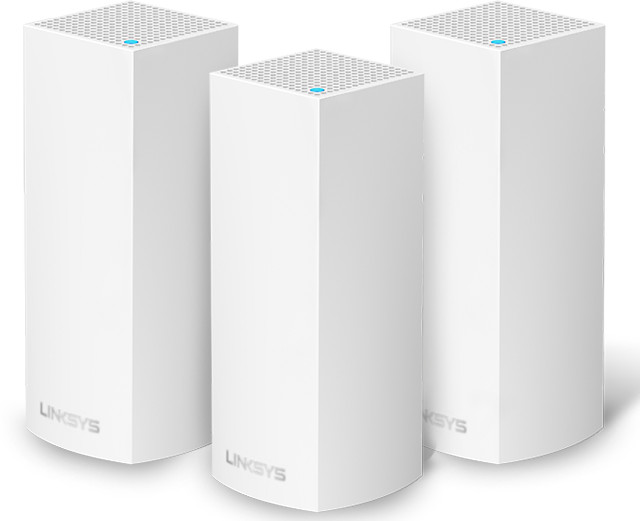 Linksys router offers Tri-Band mesh networking with Alexa