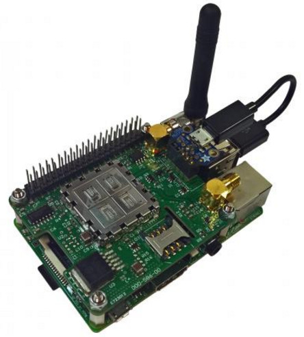 Raspberry Pi HAT does 3G/HSPA, and GNSS too