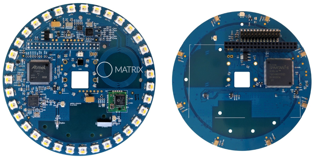 Raspberry Pi 3 add-on loads up on sensors, wireless radios