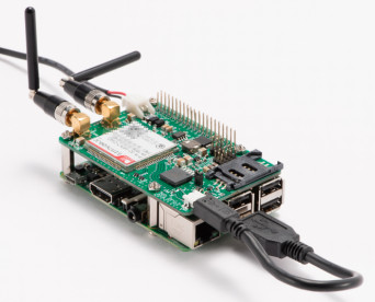 Raspberry Pi gains first CAT4 LTE add-on
