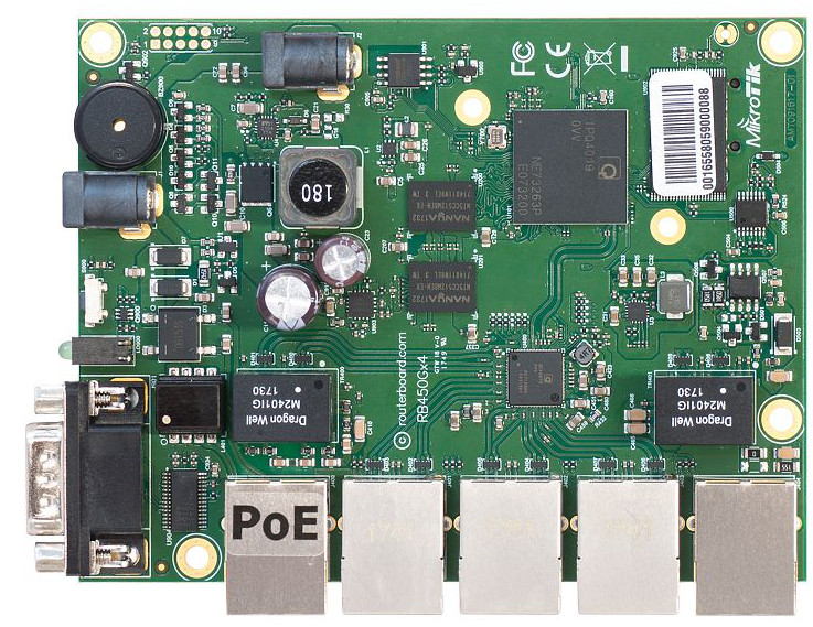 Three Linux router boards showcase Qualcomm IPQ4019