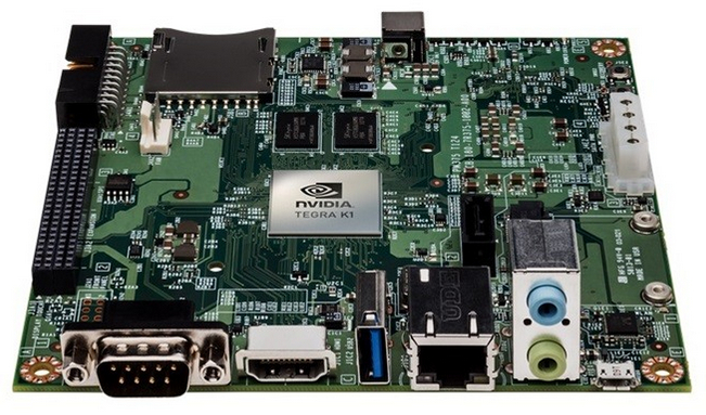 Open Linux stack for Nvidia Jetson SBC taps new Linux 3 15