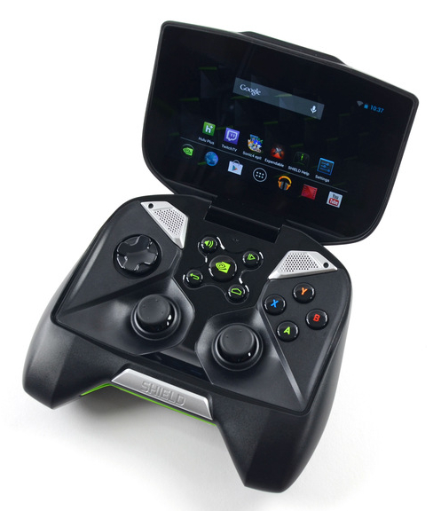 Latest Nvidia Shield player runs Android TV on Tegra X1