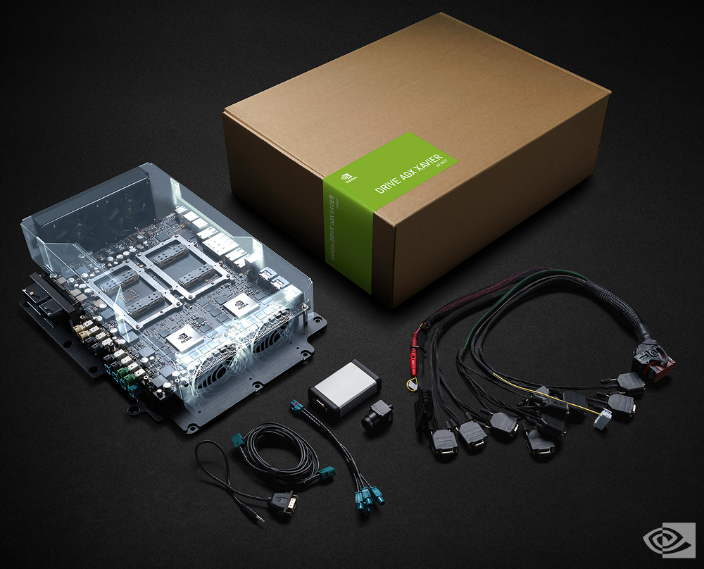 Linux-powered Jetson Xavier module gains third-party carriers