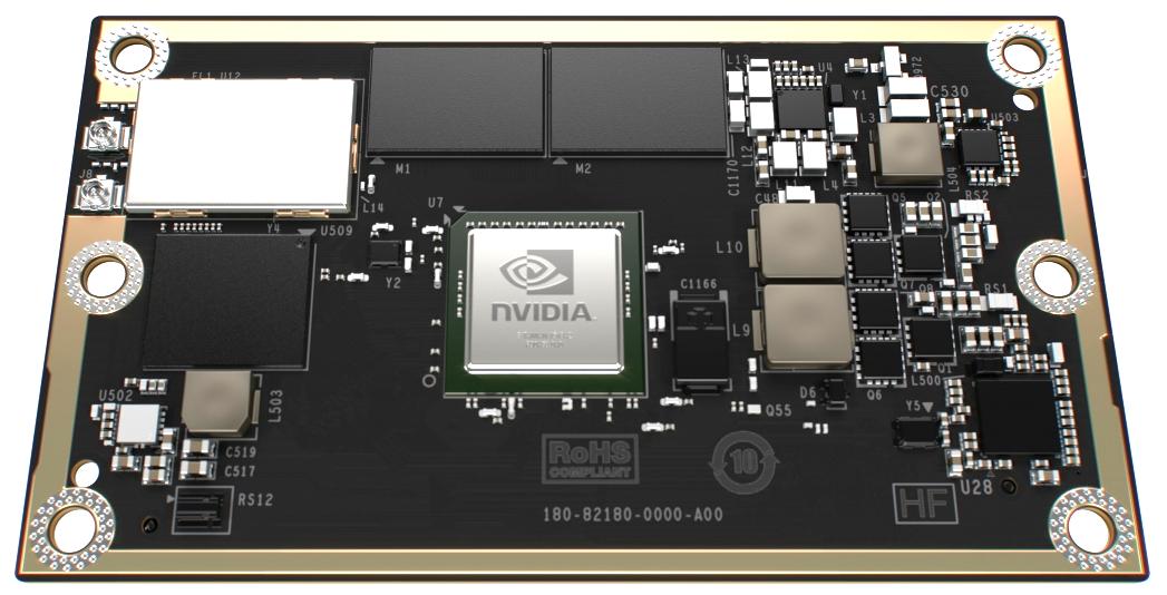 Nvidia aims Jetson TX1 module at serious AI and robotics