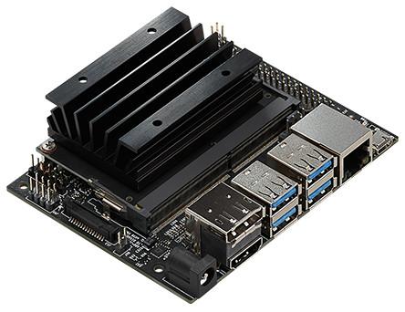 Trimmed-down Jetson Nano module ships on $99 Linux dev kit