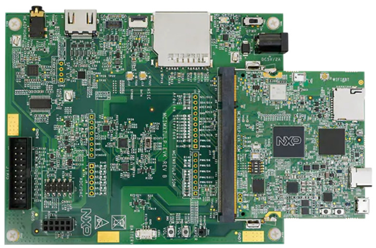 Ultra low-power i MX7 ULP SoC ships on NXP EVK and two