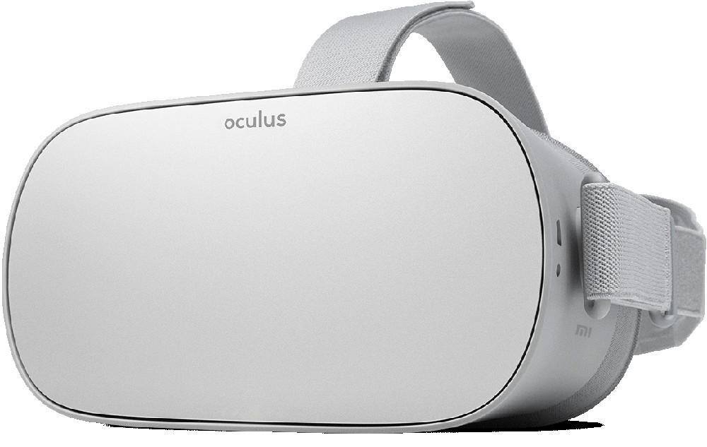 f26002ff82a Untethered Oculus Go VR headset improves on Gear VR design