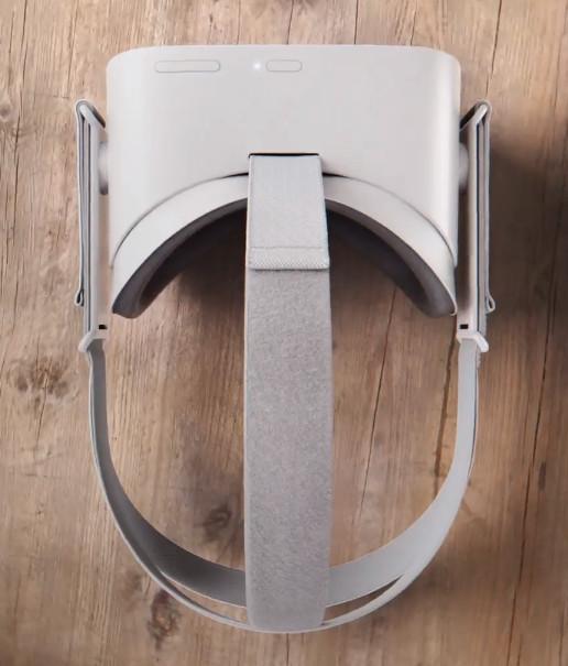 Untethered Oculus Go VR headset improves on Gear VR design