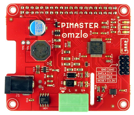 Hackable Raspberry Pi add-on boards enable CAN-bus home
