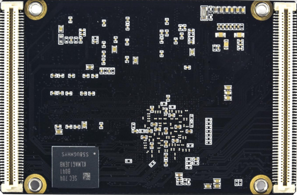 Sandwich-style board-set runs Android or Linux on hexa-core Rockchip