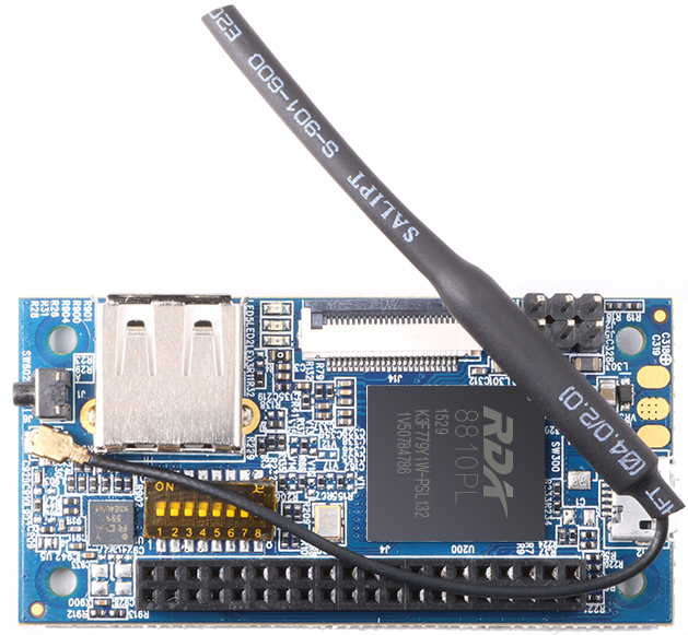 Tiny, $9 Orange Pi may be first 96Boards IoT SBC to run Linux