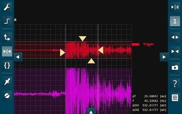 Update on OsciPrime: an open-source Android oscilloscope