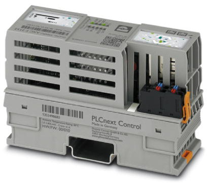 Automation controller debuts Linux-based PLCnext software