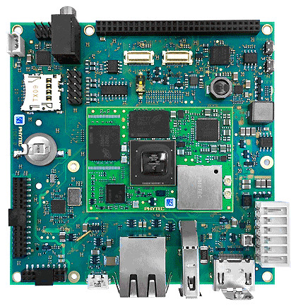 Linux-driven modules and SBC tap i MX8, i MX8M, and iMX8X