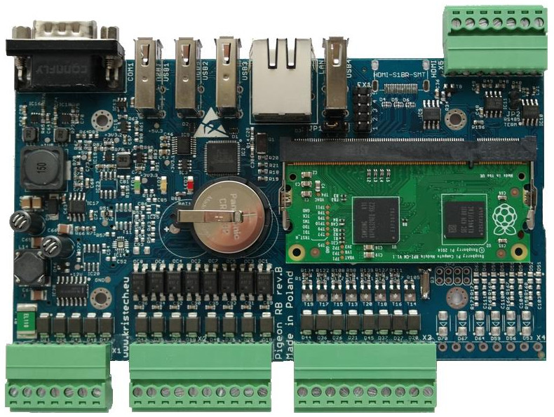 automation controller runs linux on raspberry pi com rh linuxgizmos com Compute Module Development Kit Compute Module Development Kit