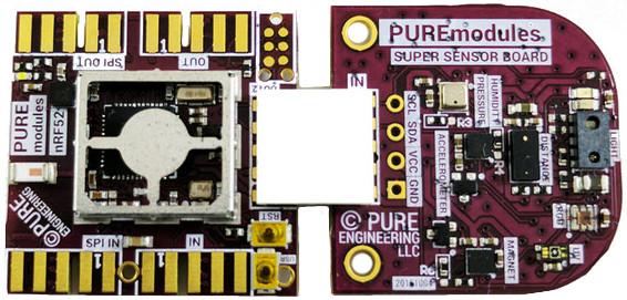 IoT prototyping kit offers Bluetooth, sensors, Arduino IDE