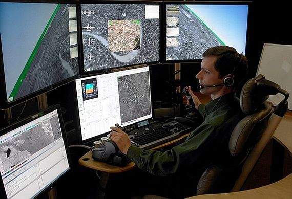 US Military UAVs Migrate To Linux