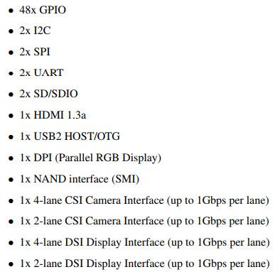 Raspberry Pi CM3+ module adds eMMC options up to 32GB