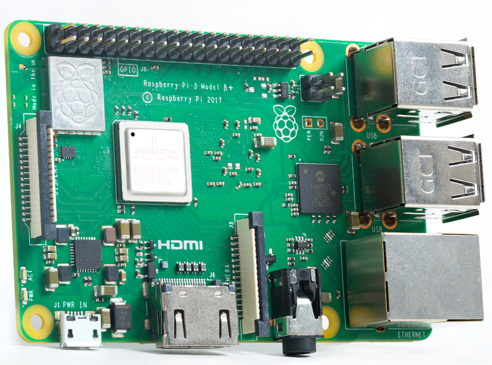 Raspberry Pi 3 gets rev'd to B+ with 1 4GHz, WiFi-ac, and