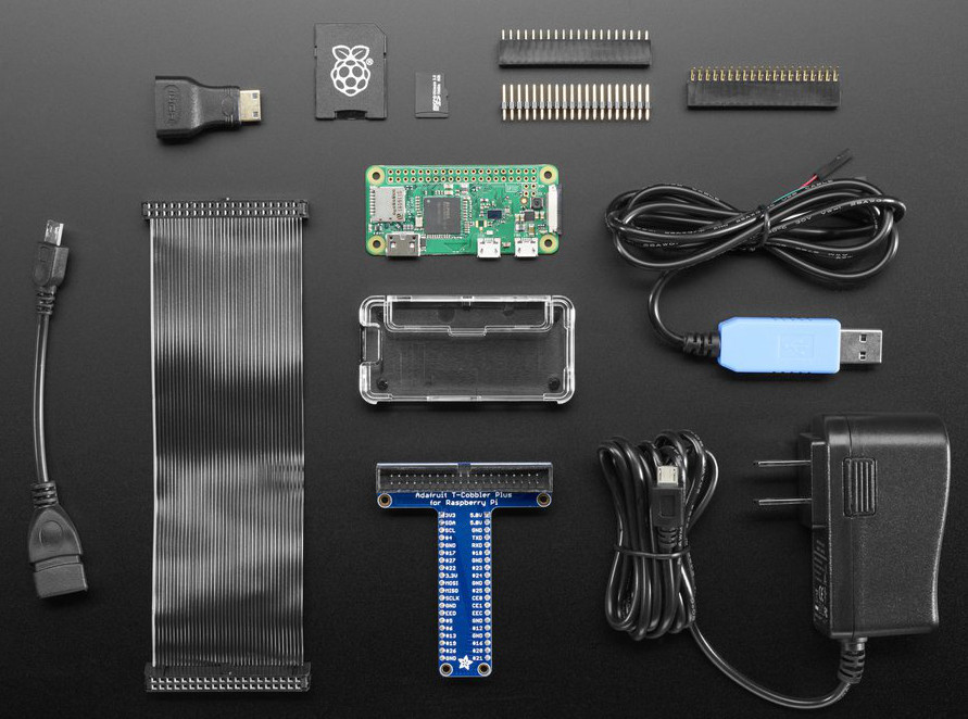 Raspberry Pi Zero W adds WiFi and Bluetooth for only $5 more