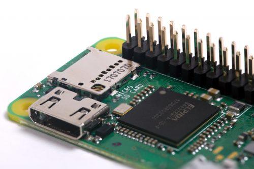 Raspberry Pi Zero WH adds 40-pin GPIO header to Zero W