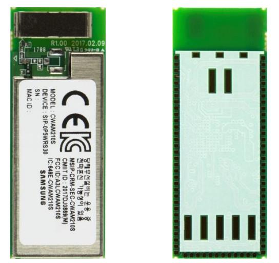 Latest Samsung Artik module runs Tizen RT on a Cortex-M4