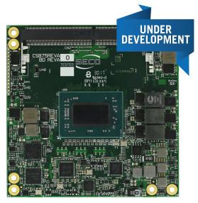 Compact module runs Ubuntu on AMD's Ryzen Embedded V1000 SoC