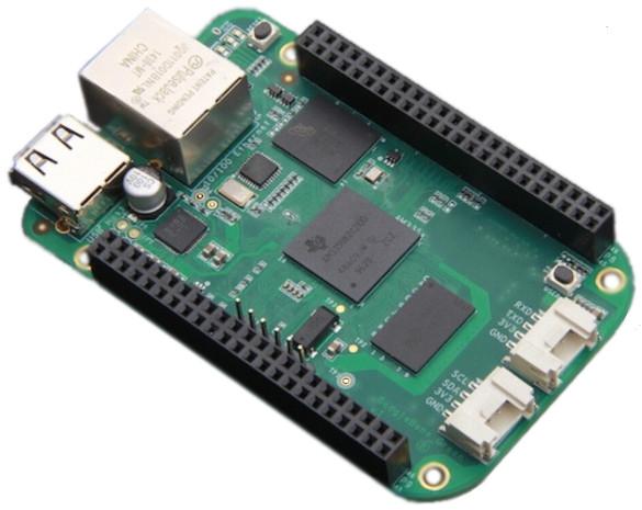 BeagleBone Green drops the HDMI    and the price