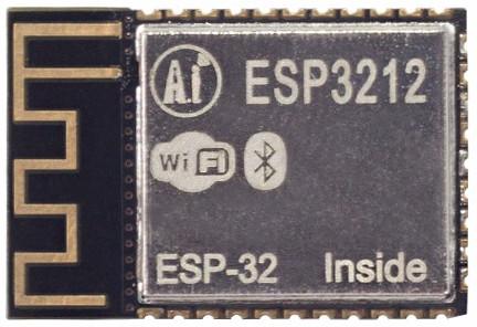 Tiny $7 IoT module packs WiFi, BLE, and sensors, runs FreeRTOS