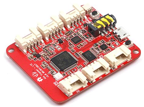 LTE/GPS tracker board offers Grove, Arduino, and Espruino