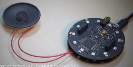 Hackable voice-controlled speaker and IoT controller hits KS