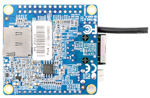 Under $15 open spec SBC offers Allwinner H5, GbE, and WiFi