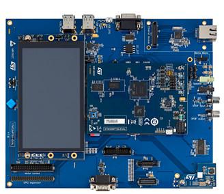 ST announces Cortex-A7/M4 hybrid SoC and OpenSTLinux distro