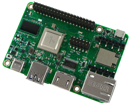 Wandboard org launches i MX8M-based SBC with RPi expansion