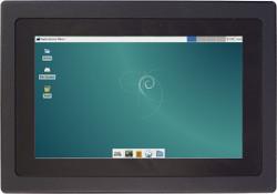Rugged i MX6 touch-panel has optional Nimbelink and supercap