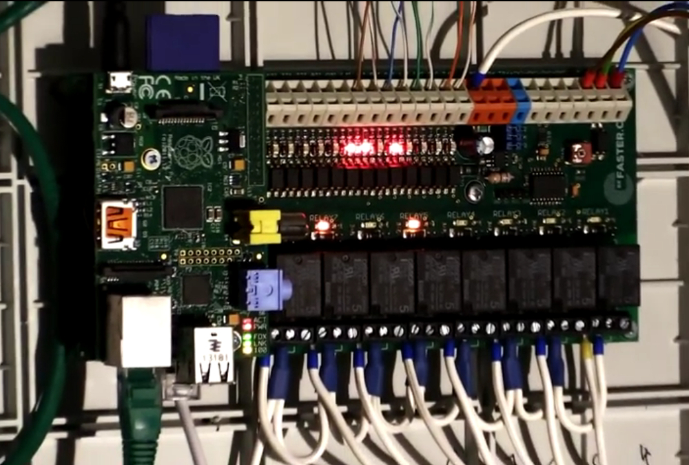 Raspberry Pi add-on board controls entire buildings