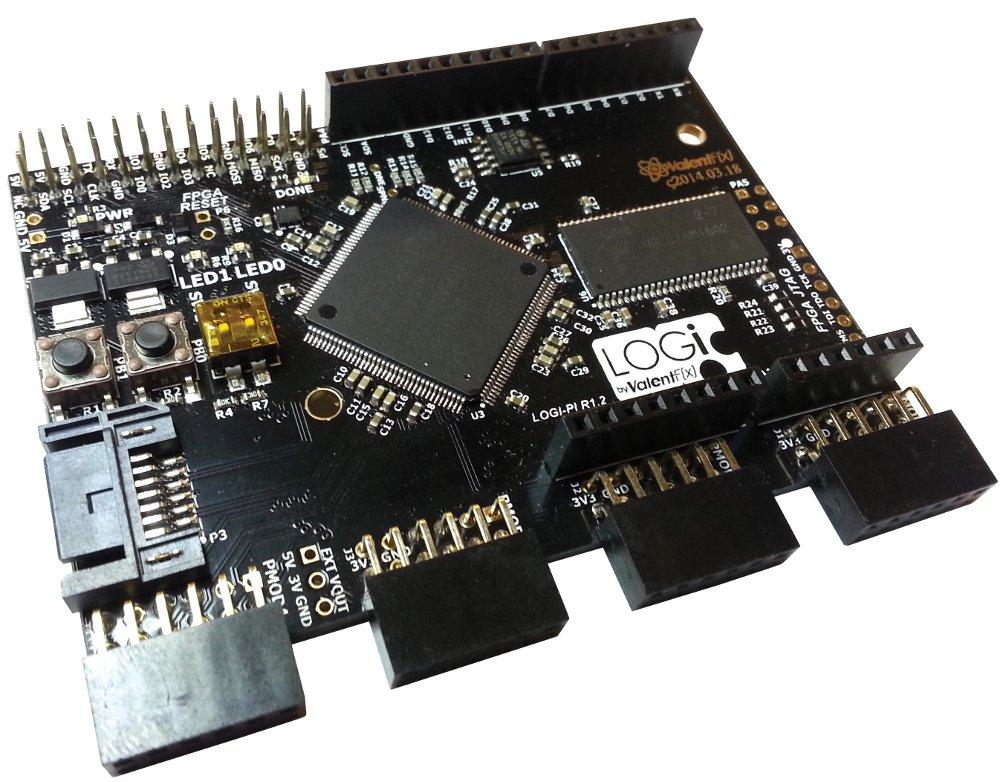 Fpga add on boards support raspberry pi beaglebone black