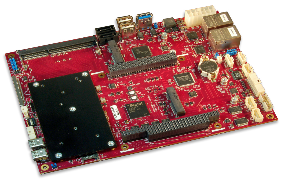 Rugged EBX single board computer sets off on the Bay Trail