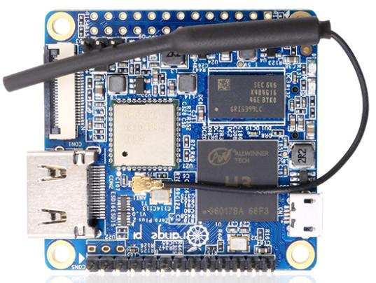 Orange Pi SBCs offer a choice of 32- or 64-bit SoCs for under $20