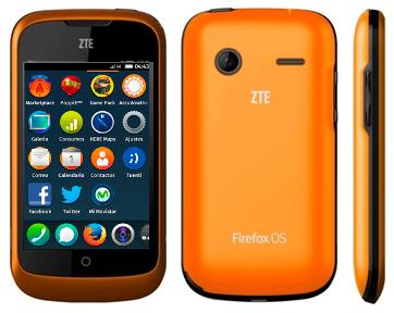 Firefox OS Phone for Hunting Season
